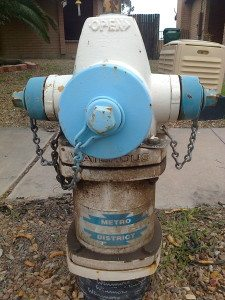 METRO WATER DISTRICT TUCSON MUNICIPAL BOND RATING OUTLOOK